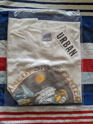 AU19.99 • Buy Urban Outfitters T-Shirt Kennedy Space Center SIZE S
