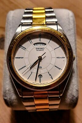 $ CDN78.90 • Buy Rare Vintage Seiko Watch 5Y23-8289 Day / Date
