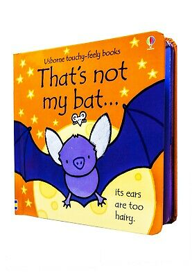 £5.99 • Buy Thats Not My Bat (Touchy-Feely Board Books)