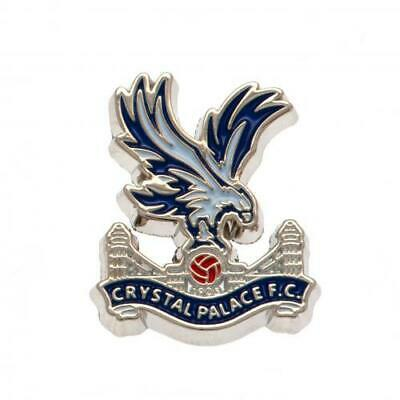 £4.99 • Buy Official CRYSTAL PALACE FC Metal Pin BADGE Club Crest Eagles Gift