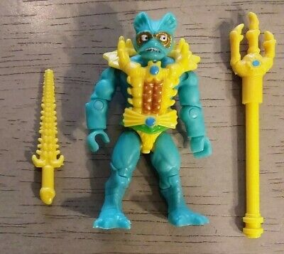$24 • Buy Mega Construx Masters Of The Universe MER-MAN Merman From BATTLE CAT Vs Roton