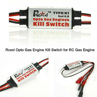 £9.99 • Buy Rcexl Opto Gas Engine Kill Switch For RC Gas Engine Parts&Accessories + Ignition