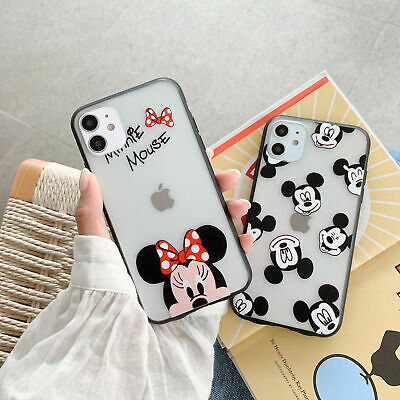 AU5.95 • Buy For OPPO VIVO Hot Popular Cute Cartoon Mouse Women Girl Soft Phone Case Cover
