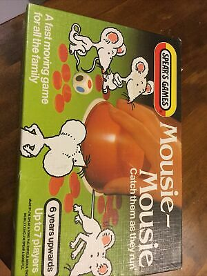 Vintage Spears Games Mousie Mousie • 0.99£
