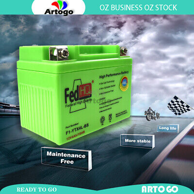 AU26 • Buy GEL BATTERY YTX4L-BS 12V FIT Motorcycle Scooter Snapper Small ATV Quad Bikes
