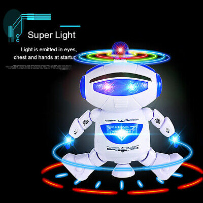 AU14.99 • Buy Toys For Boys Robot Kids Toddler Robot 2 3 4 5 6 7 8 Year Old Age Boys Cool Toy