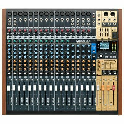 Tascam Model 24 Digital Multitrack Recorder With 22 Channel Analogue Mixer & ... • 842.45£