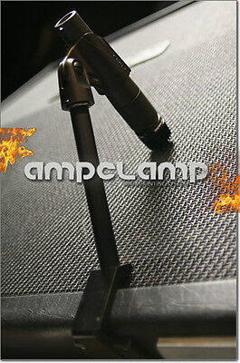 $ CDN33.89 • Buy AmpClamp WT-PRO Guitar Amp Microphone Mount Holder, For Shure, Audix I5 Sm57 Mic