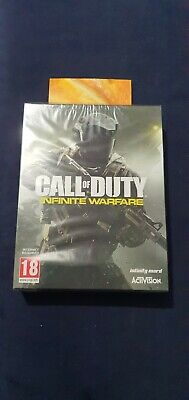 £17.28 • Buy PS4 Call Of Duty-Infinite Warfare-Extra Content/Pin Badges-NEW-PLAYSTATION GAME