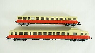 AU240.20 • Buy Roco HO SNCF French Railway X2800 Autorail Passenger Diesel Engine 43009 Set NEW