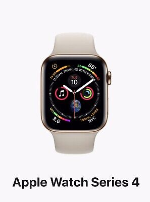 $ CDN330.36 • Buy Apple Watch Series 4 44mm Gps Cellular