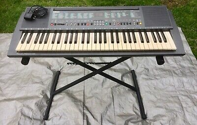 AU50 • Buy Yamaha PSR 300 Keyboard With Stand