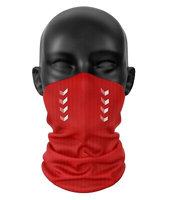 £5.99 • Buy Inspired By Bristol City FC Home Colours Football Snoods Face Mask Scarf