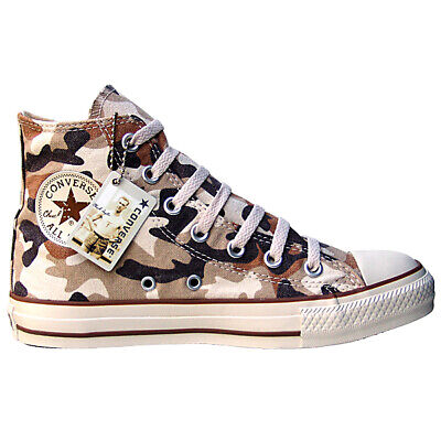 Converse Chucks 39 Camouflage Chuck Desert Taylor Star Limited Edition 1X302 • 153.92£