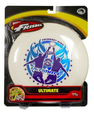 Wham-O Frisbee Ultimate Team Game Frisbee Throw Ring Various Colors 175g • 19.51£