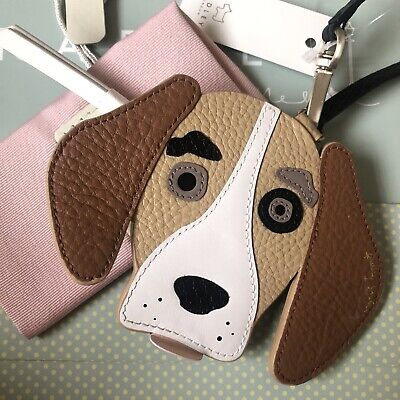 £22.95 • Buy RADLEY And Friends Beagle Dog Mini Purse Bag Charm - NEW With Tags + Dust Bag