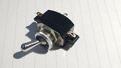 Bulgin DPDT 250V 2A Aircraft Instrument Toggle Switch • 8.10£