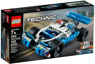 AU48 • Buy Lego Technic 42091 Police Pursuit - Brand New (Free Shipping)