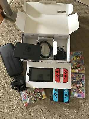 AU450 • Buy Nintendo Switch Console Bundle Plus More!