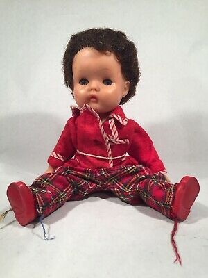 Vintage Roddy Doll 1960s 12 Inches Tall • 15£