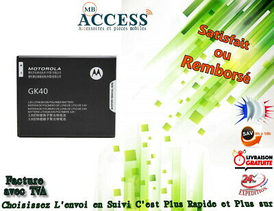 AU23.29 • Buy Motorola Original Mobile Phone Battery Gk40 For Motorcycle E3, G4 Play