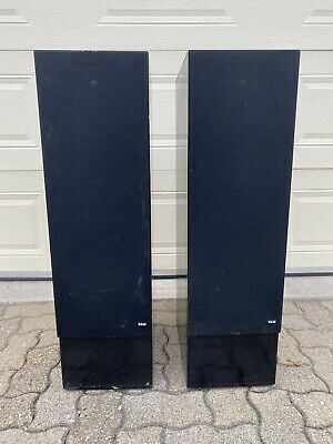 $ CDN942.40 • Buy Legendary B&W Bowers And Wilkin Matrix 3 Series 2 Main Tower Speakers Black