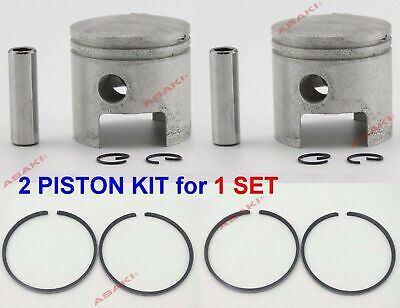 AU73.37 • Buy For YAMAHA Outboard 4-8 HP (Piston Kit - 0.25 677-11635-00 With Piston Ring) X2