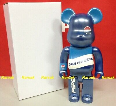 $8622.99 • Buy Medicom Be@rbrick 2004 Pepsi Cola X Clot Dare For More 400% Bearbrick