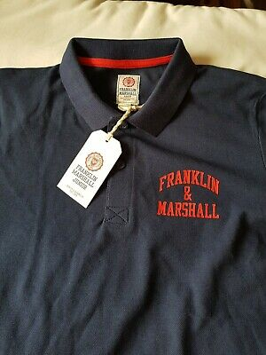 Franklin And Marshall Junior Navy Top Size 12-13 Yrs RRP £35 • 19.99£