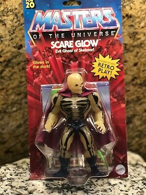 $44.99 • Buy MASTERS OF THE UNIVERSE ORIGINS SCARE GLOW 5.5 - In HANDS READY TO Ship 2020