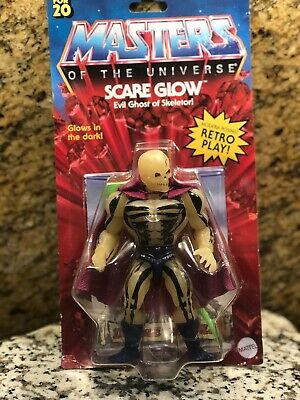 $34.99 • Buy MASTERS OF THE UNIVERSE ORIGINS SCARE GLOW 5.5 - In HANDS READY TO Ship 2020