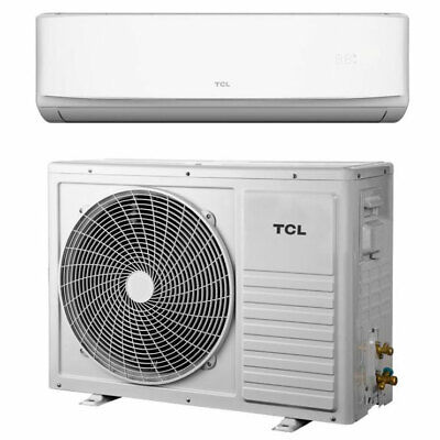 AU599.98 • Buy TCL 2.5kW Inverter Reverse Cycle Split System Air Conditioner TCLSS09