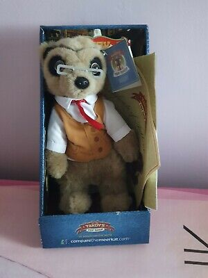Compare The Meerkat Toy Yakov • 10£