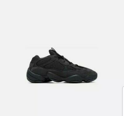 Adidas Yeezy 500 Desert Rat - Utility Black UK7 - Brand New Confirmed Order ✅ • 265£