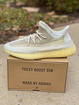 $ CDN326.60 • Buy Adidas Yeezy Boost 350 V2 Men's (Size 9 - 12) Natural FZ5246 - 100% Authentic