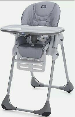 Chicco Polly Easy Baby Highchair, Used, Collection Only. • 35£
