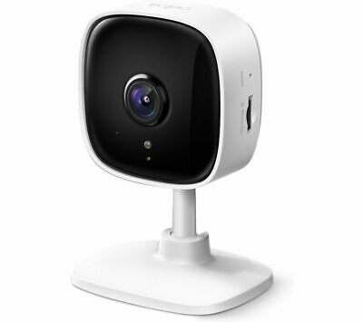 TP-LINK Tapo C100 Full HD 1080p WiFi Security Camera Motion Detection - Currys • 19.99£