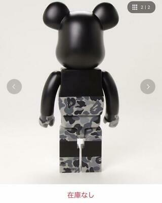 $2151.25 • Buy Mickey Mouse X Bape Bearbrick 1000 M Limited