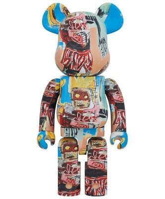 $1661.48 • Buy Bearbrick 1000 Basquiat Supreme Soph Fragment