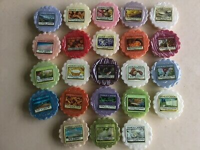 Yankee Candle Wax Melts Some Rare Retired Assorted Fragrances • 2£