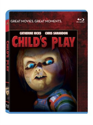 HICKS,CATHERINE-CHILD`S PLAY (US IMPORT) Blu-Ray NEW • 7.20£