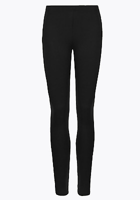 £3.99 • Buy Ladies Thermal Fleece Legging With Extra Thick Yarn And Brushed Inner Tog 4.9