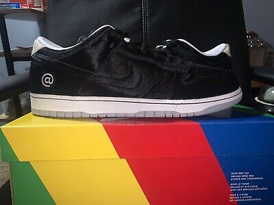 $339.99 • Buy Nike Sb Dunk Low Medicom Bearbrick Size 13 New In Hand Guaranteed Authentic Lot