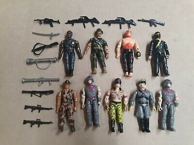 $ CDN38.86 • Buy Vintage Lanard The Corps & Remco Action Figure Weapon Accessory Mixed Lot 1980s