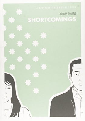 `Tomine, Adrian`-Shortcomings (US IMPORT) BOOK NEW • 11.04£
