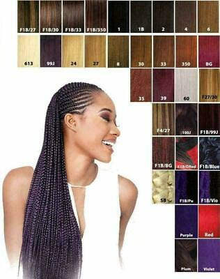 X-pression (xpression) Ultra Hair For Braiding, Expression  Kanekalon  Original • 12.99£
