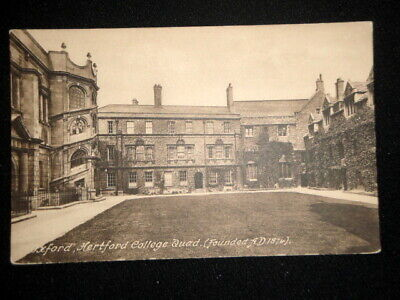 Early Unused Rp Hertford College Quad Oxford Architecture No 64125 • 4.99£