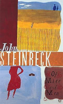 Of Mice And Men (Steinbeck  Essentials ) By Steinbeck, John Paperback Book The • 4£