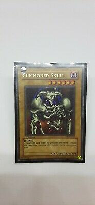 Yu-Gi-Oh! Summoned Skull 1. Edition Ultra Rare MRD-E003 Metal Raiders TOP EX! • 35.55£