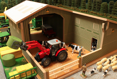 Brushwood Toys My First Farm Play Set 1:32 Scale Bt8850 • 71.95£